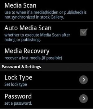 Smart Gallery Lock Ekran Görüntüleri - 1