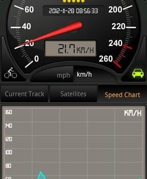 Speedometer GPS Ekran Görüntüleri - 3