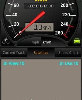 Speedometer GPS Ekran Görüntüleri - 2