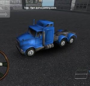 Truck Parking 3D Ekran Görüntüleri - 4