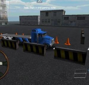 Truck Parking 3D Ekran Görüntüleri - 3