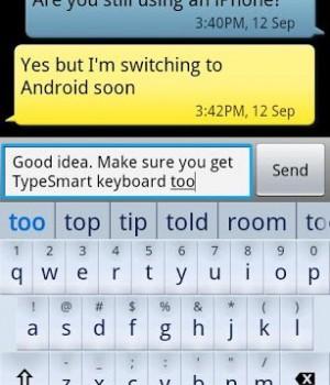TypeSmart 2.0 Keyboard FREE Ekran Görüntüleri - 2
