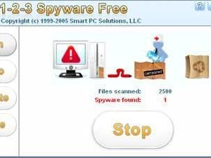 1-2-3 Spyware Free Ekran Görüntüleri - 2