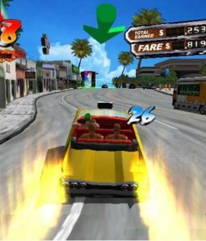 Crazy Taxi 3 Ekran Görüntüleri - 1
