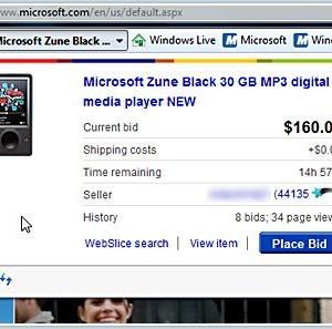 Internet Explorer 8 (XP) Ekran Görüntüleri - 2