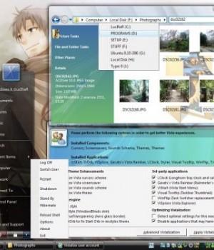 Vista Transformation Pack Ekran Görüntüleri - 2