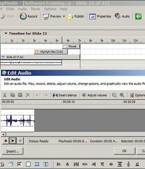 Adobe Captivate Ekran Görüntüleri - 1