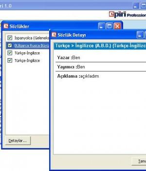 Epiri Professional Ekran Görüntüleri - 2