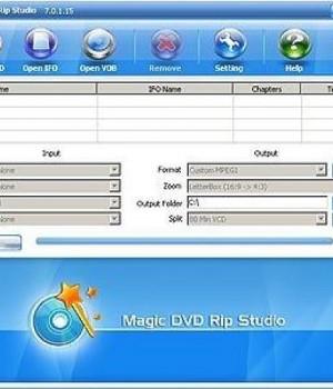 Magic DVD Rip Studio Ekran Görüntüleri - 1