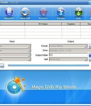 Magic DVD Rip Studio Ekran Görüntüleri - 2