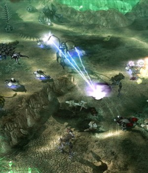 Command & Conquer 3 Tiberium Wars Demo Ekran Görüntüleri - 1