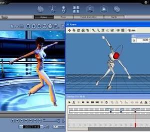 iClone Ekran Görüntüleri - 1