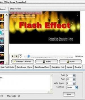 Flash Effect Maker Pro Ekran Görüntüleri - 1