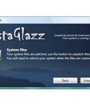 VistaGlazz Ekran Görüntüleri - 2