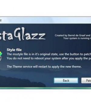 VistaGlazz Ekran Görüntüleri - 3