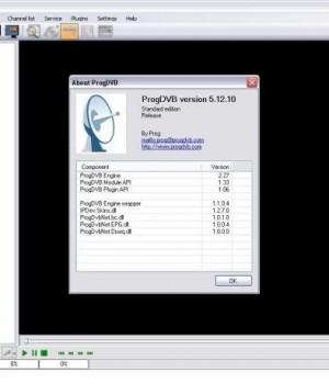ProgDVB Ekran Görüntüleri - 1