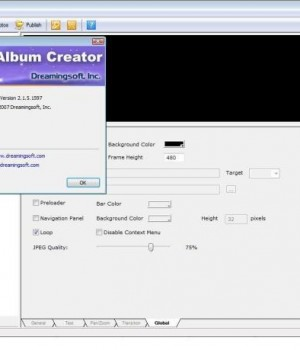 Flash Album Creator Ekran Görüntüleri - 2