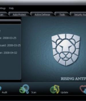 Rising Antivirus Free Edition Ekran Görüntüleri - 1