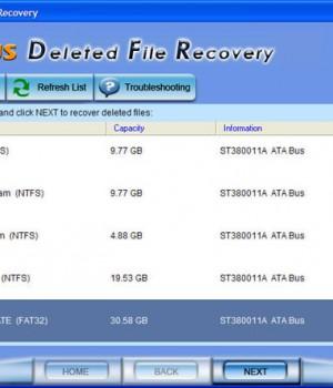 EASEUS Deleted File Recovery Ekran Görüntüleri - 2