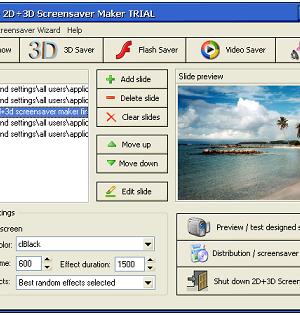 Screensaver Maker 3.6 Ekran Görüntüleri - 3