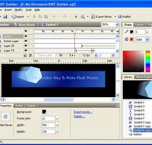 Sothink Swf Quicker Ekran Görüntüleri - 1