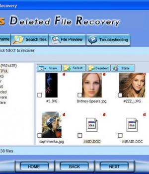 EASEUS Deleted File Recovery Ekran Görüntüleri - 1