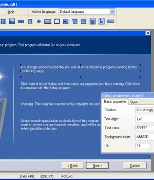 Astrum InstallWizard 2.25 Ekran Görüntüleri - 1