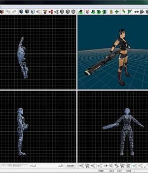 3D Game Studio Ekran Görüntüleri - 2