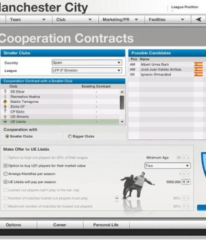 FIFA Manager 07 PC Demo Ekran Görüntüleri - 3