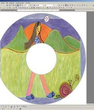 CD Label Maker Ekran Görüntüleri - 1