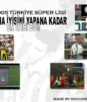 FIFA 2005 Türkiye Ligi Ekran Görüntüleri - 1