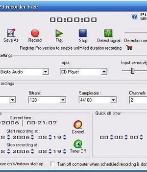 Direct Mp3 Recorder Ekran Görüntüleri - 1
