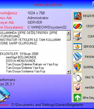Xp Performans v21.5.4 Ekran Görüntüleri - 1