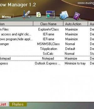 Auto Window Manager 1.2 Ekran Görüntüleri - 1
