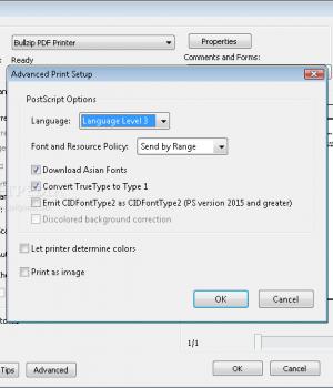 BullZip PDF Printer Ekran Görüntüleri - 3