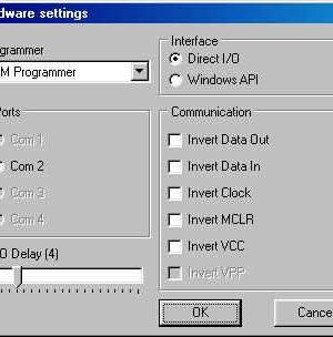IC-Prog Ekran Görüntüleri - 1