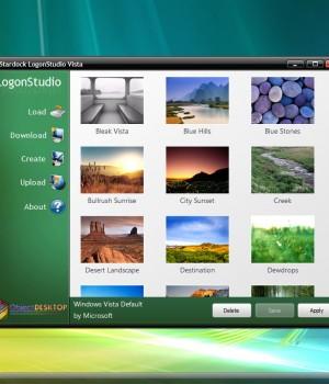 LogonStudio XP Ekran Görüntüleri - 1