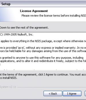Nullsoft Scriptable Install System Ekran Görüntüleri - 1