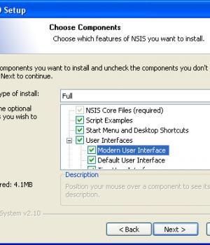 Nullsoft Scriptable Install System Ekran Görüntüleri - 2