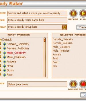 AV Voice Changer Software Gold Edition Ekran Görüntüleri - 2