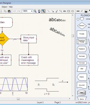 Diagram Designer Ekran Görüntüleri - 1