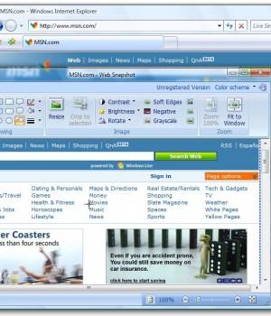 Gadwin Web Snapshot v2.0 Ekran Görüntüleri - 1