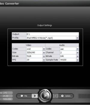 Flash to Video Converter Ekran Görüntüleri - 2