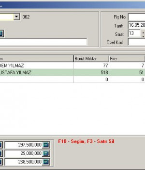 Tila Müstahsil Programı (Tmp) Ekran Görüntüleri - 1