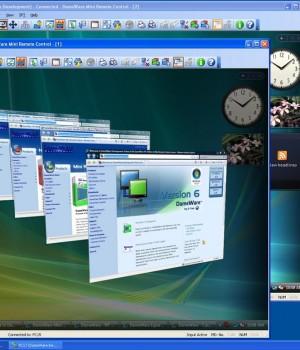 DameWare Mini Remote Control Ekran Görüntüleri - 2