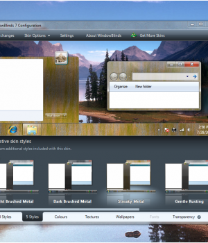 WindowBlinds Ekran Görüntüleri - 3