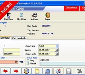AKINSOFT NetGaleri Ekran Görüntüleri - 3