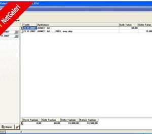 AKINSOFT NetGaleri Ekran Görüntüleri - 2