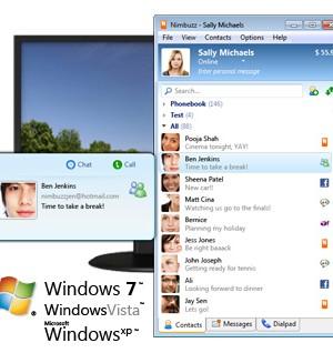 Nimbuzz Ekran Görüntüleri - 1