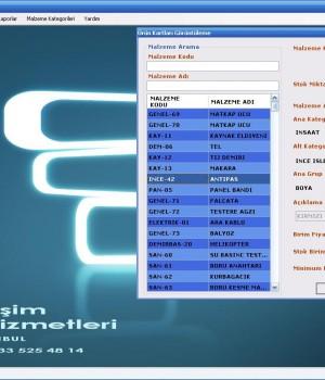 Safran Stok Zimmet Ekran Görüntüleri - 1